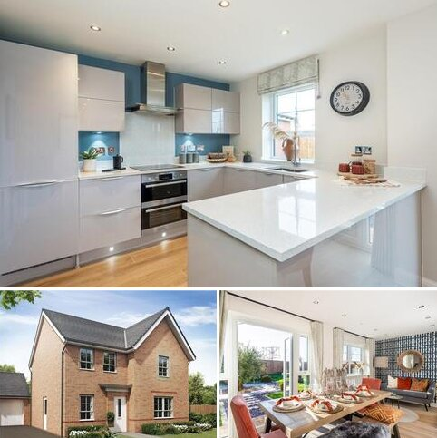 4 bedroom detached house for sale - Plot 378, Radleigh at Barratt at Overstone Gate, Overstone Farm, Overstone NN6