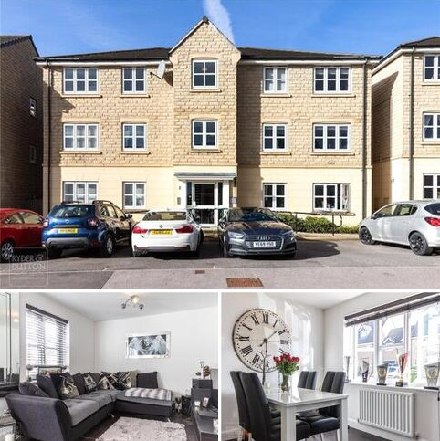 2 bedroom apartment for sale - Tennyson Avenue, Lindley, Huddersfield, West Yorkshire, HD3