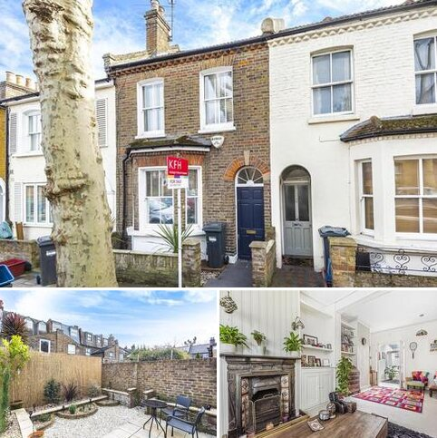 2 bedroom terraced house for sale - Sutherland Road, Chiswick