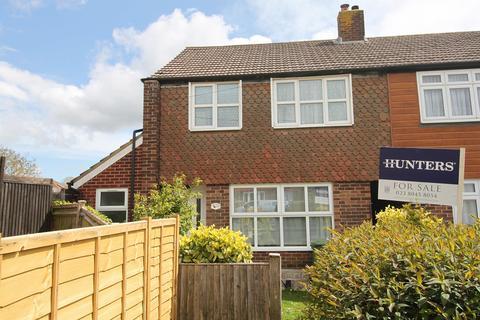 3 bedroom end of terrace house for sale - Monks Road , Netley Abbey, Southampton, SO31 5DW