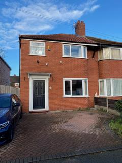 3 bedroom semi-detached house to rent - Maywood Avenue, Didsbury, Manchester M20