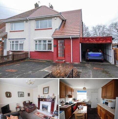 2 bedroom semi-detached house for sale - Ullswater Avenue, Jarrow