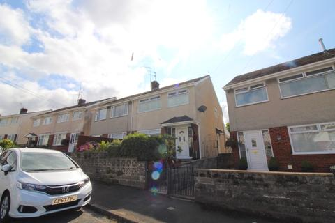 3 bedroom semi-detached house for sale - Garngoch Terrace, Garden Village, Swansea