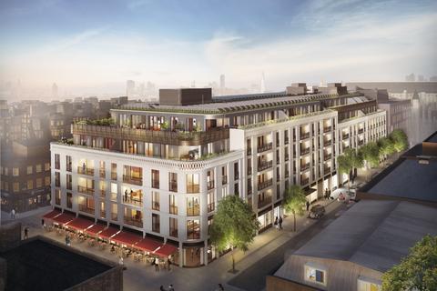1 bedroom flat for sale - MARYLEBONE SQUARE, MOXON STREET, LONDON, W1