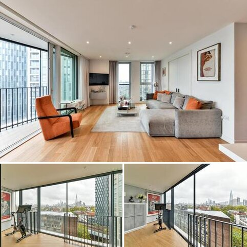 3 bedroom flat for sale - Southwark Bridge Road, London, SE1