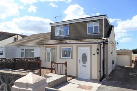 3 bedroom semi-detached bungalow for sale - North Mead, Sarn, Bridgend, Bridgend County. CF32 9SA
