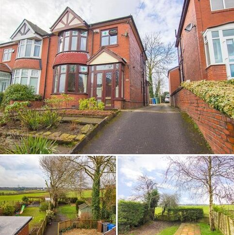 3 bedroom semi-detached house for sale - Heywood Old Road, Bowlee, Middleton, Manchester, M24