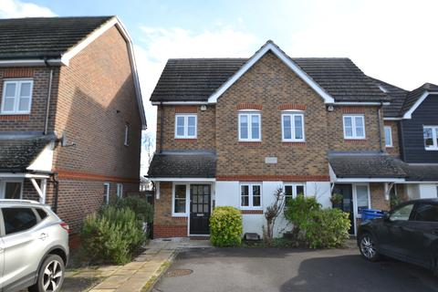 3 bedroom semi-detached house to rent - Dalby Gardens, Maidenhead SL6