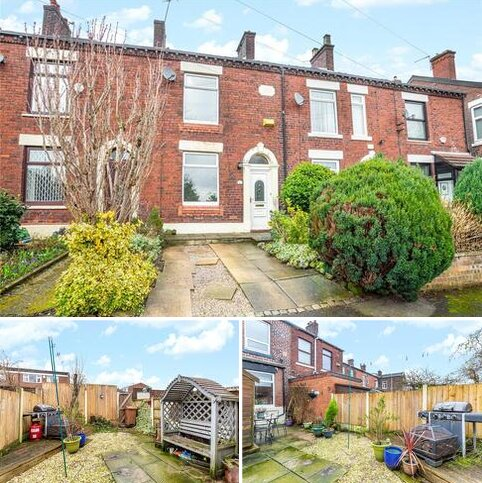 2 bedroom terraced house for sale - Bardsley Vale Avenue, Bardsley, Oldham, Greater Manchester, OL8