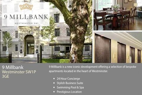 1 bedroom apartment for sale - Millbank, London, SW1P