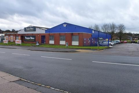 Distribution warehouse to rent - old walsall road, Great Barr, Birmingham B42