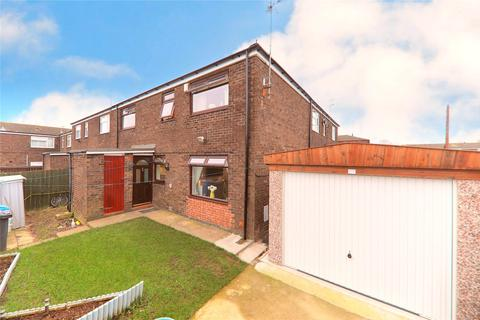 3 bedroom end of terrace house for sale - Dalwood Close, Bransholme, Hull, HU7