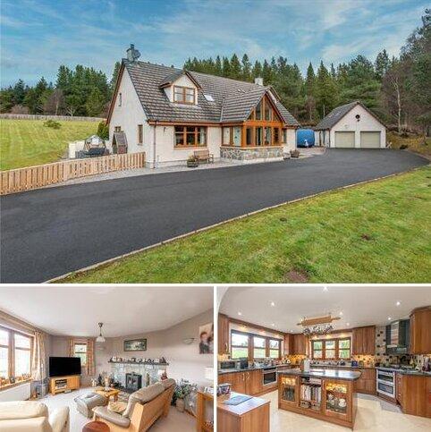 5 bedroom detached house for sale - Glentawik, Little Garve, IV23