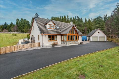 5 bedroom detached house for sale - Glentawik, Little Garve, Ross-Shire, IV23