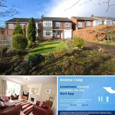 4 bedroom semi-detached house for sale - Cornmoor Road, Whickham