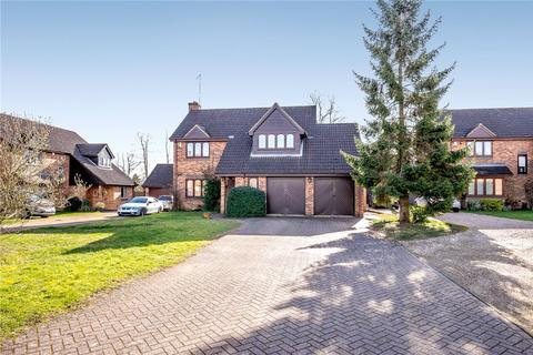 4 bedroom detached house for sale - Cubleigh Close, Moulton, Northampton, NN3