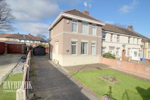 3 bedroom end of terrace house for sale - Hartley Brook Road, SHEFFIELD