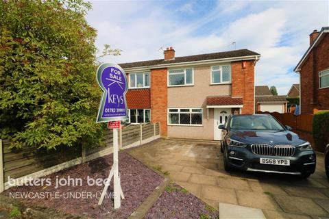 3 bedroom semi-detached house to rent - The Mead, Trentham