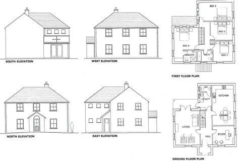 4 bedroom detached house for sale - Green Haven, Monkton, Pembrokeshire, SA71