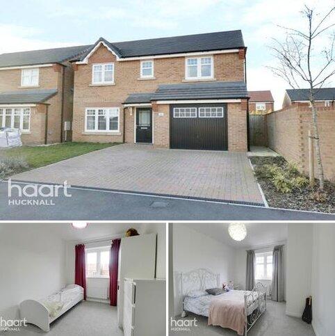 4 bedroom detached house for sale - Hunter Drive, Nottingham