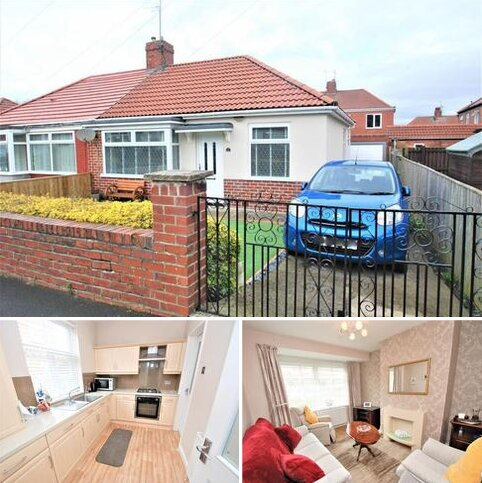 2 bedroom bungalow for sale - Newton Grove, South Shields