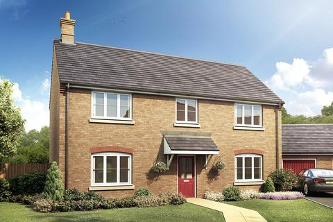 4 bedroom detached house for sale - Plot 46, The Somersby at Oakley Rise, Livingstone Road NN18
