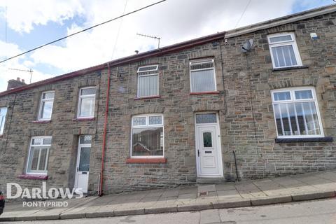 3 bedroom terraced house for sale - Clive Terrace, Pontypridd