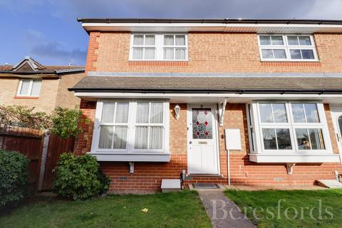 2 bedroom semi-detached house for sale - Ward Gardens, Harold Wood, Romford, Essex, RM3