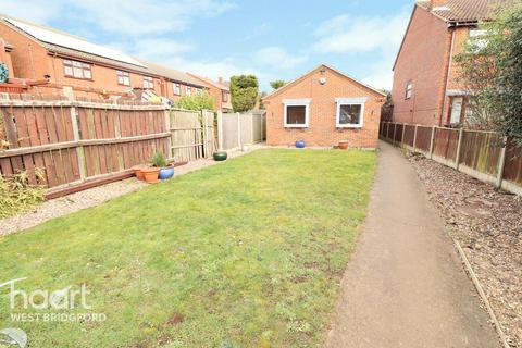 2 bedroom bungalow for sale - Lyons Close, Ruddington
