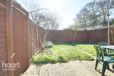 2 bedroom end of terrace house for sale - Fryent Grove, NW9