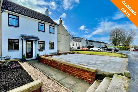 2 bedroom end of terrace house for sale - 30 New Street, Beith