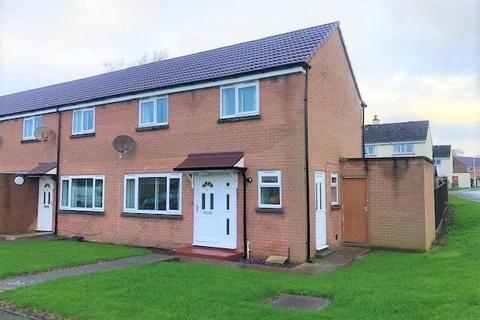 2 bedroom end of terrace house to rent - Spitfire Place, Leuchars, St. Andrews, KY16