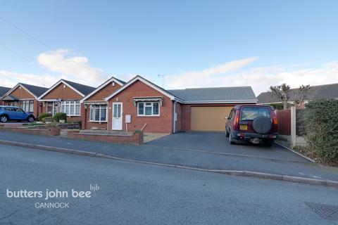 2 bedroom bungalow for sale - Pebblemill Close, Cannock