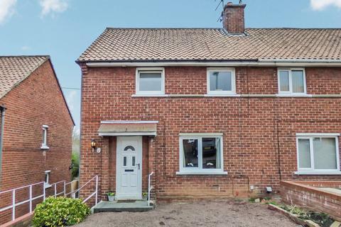 3 bedroom semi-detached house for sale - Postern Crescent, Morpeth, Northumberland, NE61 2JN