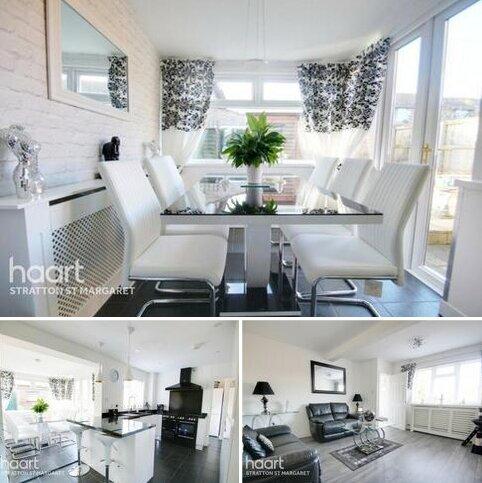 4 bedroom semi-detached house for sale - Popplechurch Drive, Swindon