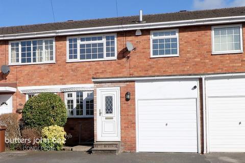 3 bedroom mews for sale - Essex Close, Congleton