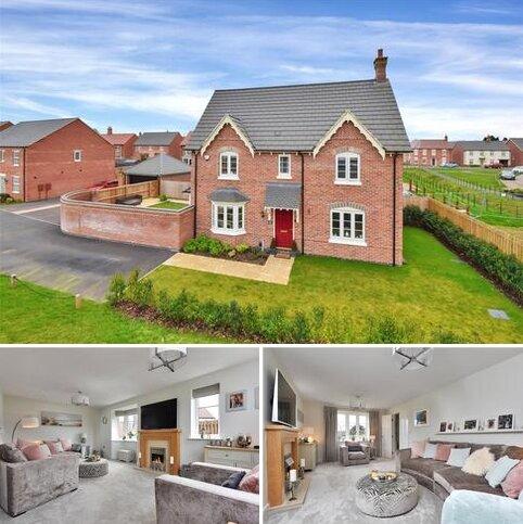 4 bedroom detached house for sale - Park Lane, Queniborough, Leicestershire