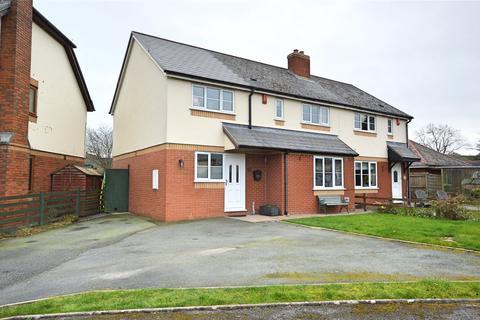 5 bedroom semi-detached house for sale - Tan Y Llan, Tregynon, Newtown, Powys, SY16