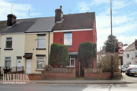 3 bedroom end of terrace house for sale - Retford Road, Sheffield