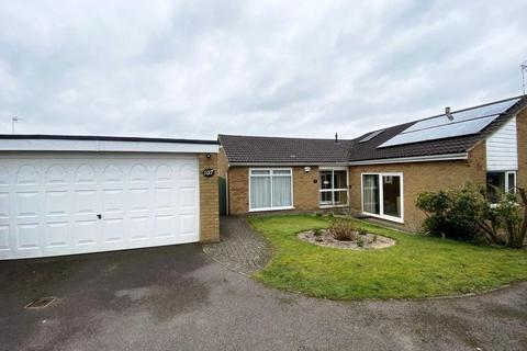 3 bedroom bungalow for sale - Coverside Road, Great Glen, LE8