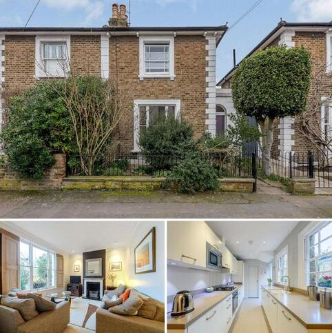 2 bedroom terraced house for sale - Dunstable Road, Richmond, TW9