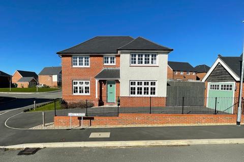 4 bedroom detached house for sale - Gwel Y Rhos, Penrhosgarnedd, Bangor, LL57