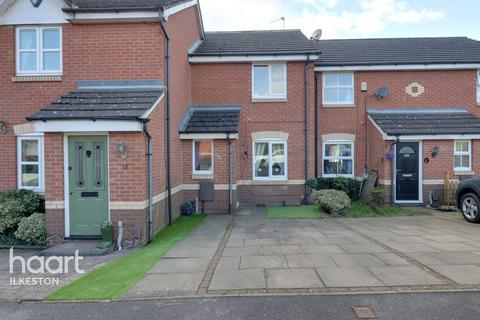 2 bedroom terraced house for sale - Whitehead Close, Ilkeston