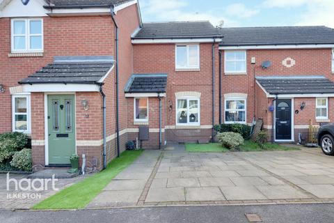2 bedroom terraced house for sale - Whitehead Close, Ilkeston