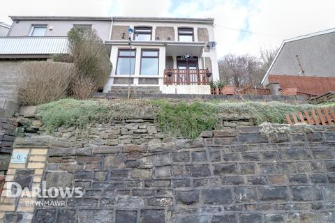 3 bedroom semi-detached house for sale - Aberbeeg Road, Abertillery