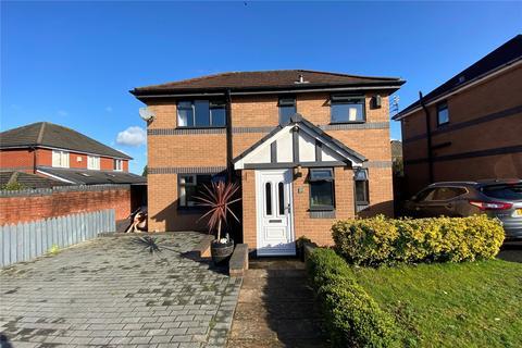 3 bedroom detached house for sale - Rickman Way, Liverpool, L36