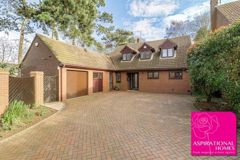 5 bedroom detached house for sale - Brightwell Walk, Irthlingborough, Wellingborough, Northamptonshire