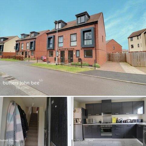 3 bedroom semi-detached house for sale - Jockey Road, Telford