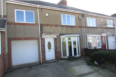 3 bedroom townhouse for sale - STATION ROAD SOUTH, MURTON, SEAHAM DISTRICT