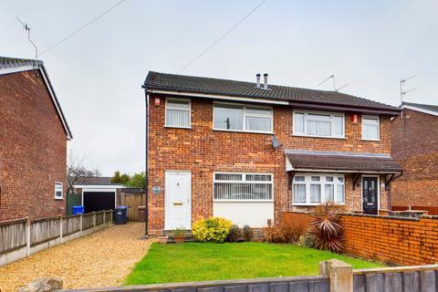 3 bedroom semi-detached house to rent - Hoveringham Drive, Bucknall, Stoke-on-Trent, ST2